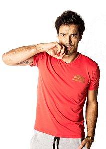 Camiseta Dry fit Vermelha