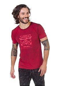 Camiseta Tshirt Coolbull Vermelho Fire