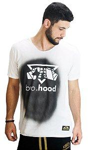 Camiseta Tshirt Silk Branca Spray