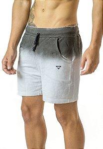 Shorts Moletom Branco Jetsup