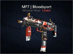 MP7 | Bloodsport (Minimal Wear)
