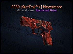 P250 (StatTrak™) | Nevermore (Minimal Wear)