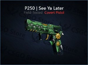 P250 | See Ya Later (Field-Tested)