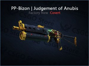 PP-Bizon | Judgement of Anubis (Factory New)