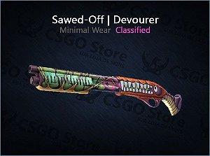 Sawed-Off | Devourer (Minimal Wear)