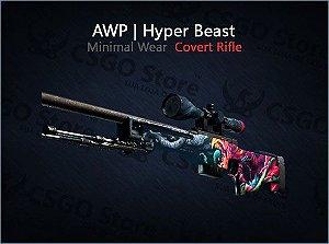 AWP | Hyper Beast (Minimal Wear)