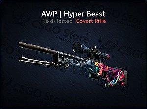 AWP | Hyper Beast (Field-Tested)