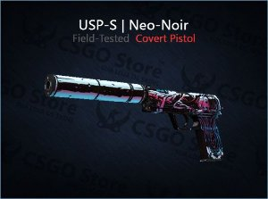 USP-S | Neo-Noir (Field-Tested)