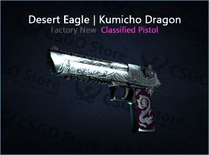 Desert Eagle | Kumicho Dragon (Factory New)