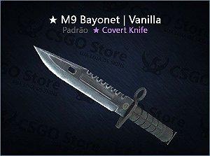 ★ M9 Bayonet | Vanilla (Padrão)