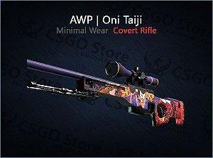 AWP | Oni Taiji (Minimal Wear)