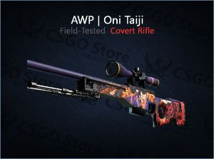 AWP | Oni Taiji (Field-Tested)