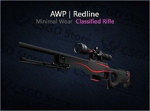 AWP | Redline (Minimal Wear)