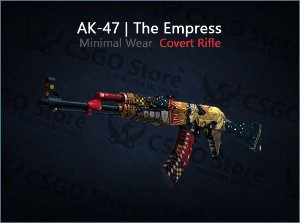 AK-47 | The Empress (Minimal Wear)