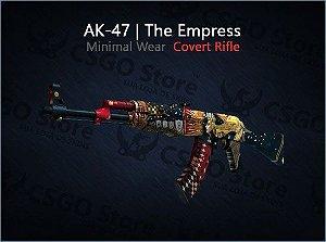 AK-47 | The Empress (Minimal Wear)