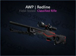 AWP | Redline (Field-Tested)
