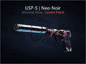 USP-S | Neo-Noir (Minimal Wear)