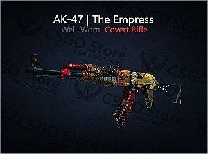 AK-47 | The Empress (Well-Worn)