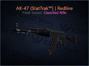 AK-47 (StatTrak™) | Redline (Field-Tested)