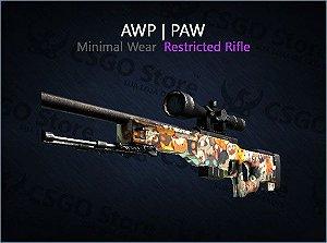 AWP   PAW (Minimal Wear)