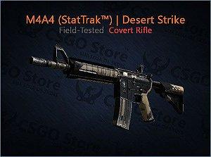 M4A4 (StatTrak™) | Desert-Strike (Field-Tested)