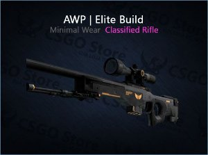 AWP | Elite Build (Minimal Wear)