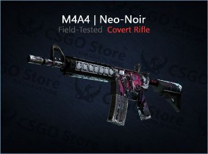 M4A4 | Neo-Noir (Field-Tested)