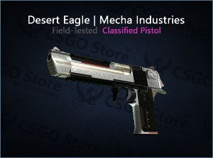 Desert Eagle | Mecha Industries (Field-Tested)