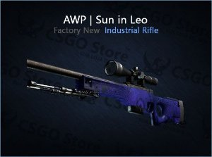 AWP | Sun in Leo (Factory New)