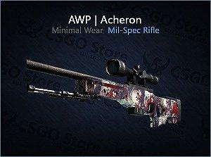 AWP | Acheron (Minimal Wear)