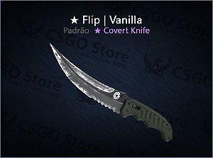 ★ Flip Knife | Vanilla (Padrão)
