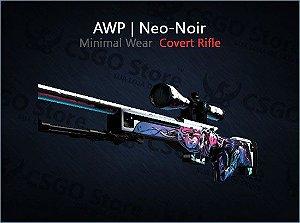 AWP | Neo-Noir (Minimal Wear)