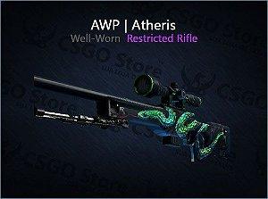 AWP | Atheris (Well-Worn)