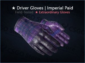 ★ Driver Gloves | Imperial Paid (Field-Tested)