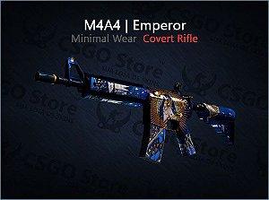 M4A4 | The Emperor (Minimal Wear)