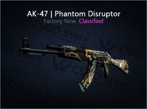 AK-47 | Phantom Disruptor (Factory New)