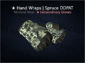 ★ Hand Wraps | Spruce DDPAT (Minimal Wear)