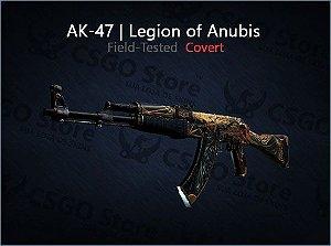 AK-47 | Legion of Anubis (Field-Tested)