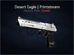 Desert Eagle   Printstream (Factory New)
