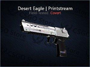Desert Eagle | Printstream (Field-Tested)