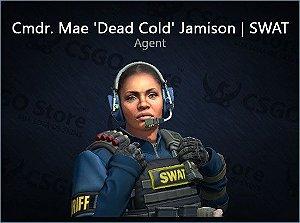 Cmdr. Mae 'Dead Cold' Jamison | SWAT