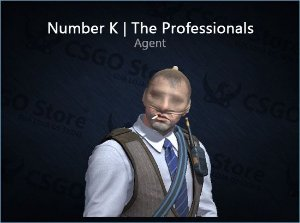 Number K | The Professionals