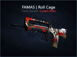 FAMAS | Roll Cage (Field-Tested)