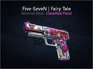 Five-SeveN | Fairy Tale (Minimal Wear)