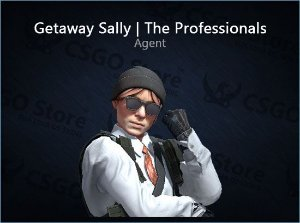 Getaway Sally | The Professionals
