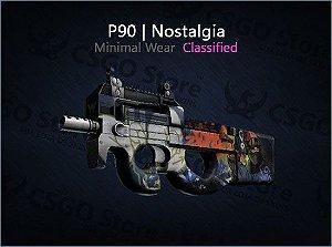 P90 | Nostalgia (Minimal Wear)