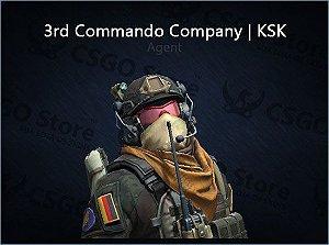 3rd Commando Company | KSK