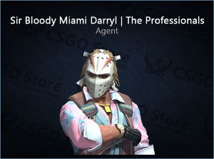 Sir Bloody Miami Darryl | The Professionals