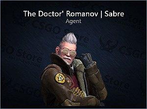 The Doctor' Romanov | Sabre