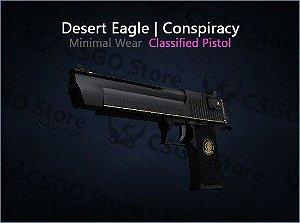 Desert Eagle   Conspiracy (Minimal Wear)